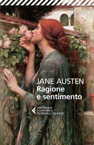 Libro Ragione e sentimento Jane Austen