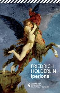 Libro Iperione Friedrich Hölderlin