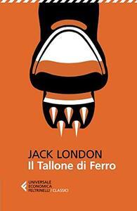 Il tallone di ferro - Jack London - copertina