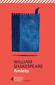 Libro Amleto. Testo inglese a fronte William Shakespeare