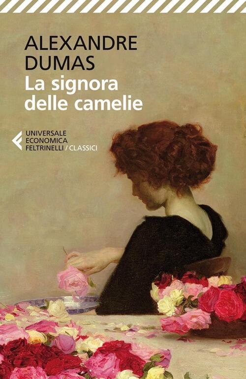 Famoso La signora delle camelie - Alexandre (figlio) Dumas - Libro  VA34