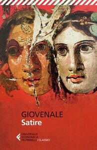 Foto Cover di Satire. Testo originale a fronte, Libro di D. Giunio Giovenale, edito da Feltrinelli