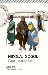 Anime morte - Nikolaj Gogol' - copertina