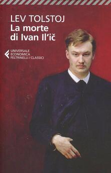 La morte di Ivan Il'ic - Lev Tolstoj - copertina