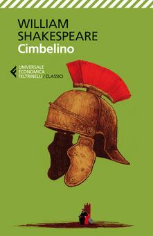 Squillogame.it Cimbelino. Testo inglese a fronte Image