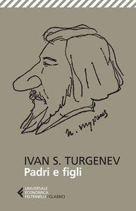 Foto Cover di Padri e figli, Libro di Ivan Turgenev, edito da Feltrinelli