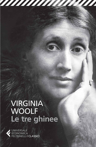 Libro Le tre ghinee Virginia Woolf