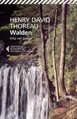 Libro Walden. Vita nel bosco Henry David Thoreau