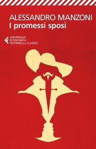 I Promessi sposi - Alessandro Manzoni - copertina