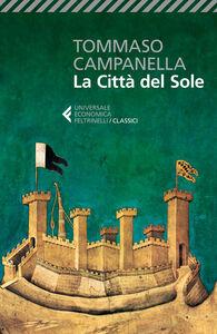 Libro La città del sole Tommaso Campanella