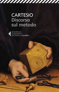 Discorso sul metodo. Testo francese a fronte - Renato Cartesio - copertina