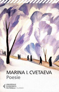 Libro Poesie Marina Cvetaeva
