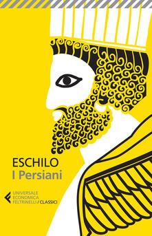 Ristorantezintonio.it I persiani. Testo greco a fronte Image