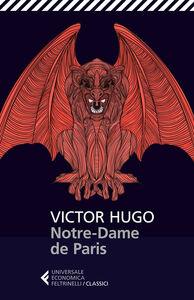 Libro Notre Dame de Paris Victor Hugo