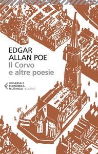 Il corvo e altre poesie. Testo inglese a fronte - Edgar Allan Poe - copertina