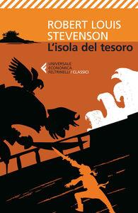 Foto Cover di L' isola del tesoro, Libro di Robert L. Stevenson, edito da Feltrinelli