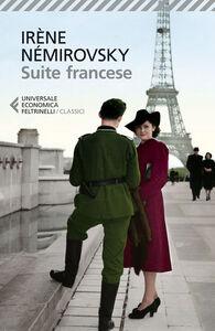 Foto Cover di Suite francese, Libro di Irène Némirovsky, edito da Feltrinelli