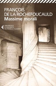 Libro Massime morali François de La Rochefoucauld