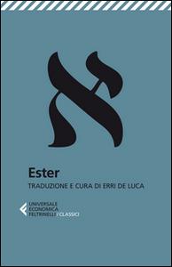 Libro Ester