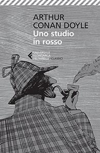 Libro Uno studio rosso Arthur Conan Doyle