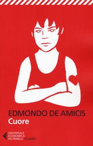 Foto Cover di Cuore, Libro di Edmondo De Amicis, edito da Feltrinelli
