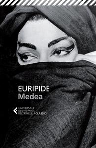 Libro Medea Euripide