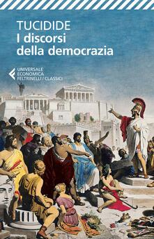 Voluntariadobaleares2014.es I discorsi della democrazia. Testo greco a fronte Image