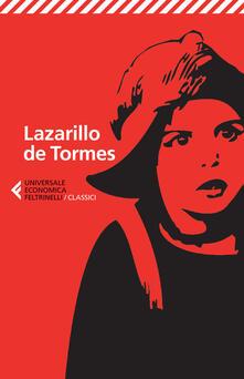 Lazarillo de Tormes - copertina