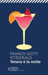 Tenera è la notte - Francis Scott Fitzgerald - copertina
