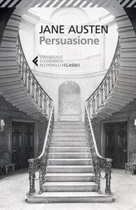 Libro Persuasione Jane Austen
