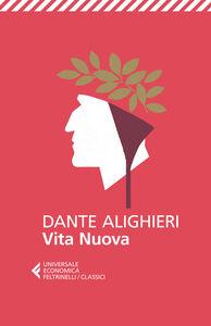 Foto Cover di Vita nuova, Libro di Dante Alighieri, edito da Feltrinelli