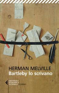 Bartleby lo scrivano - Herman Melville - copertina