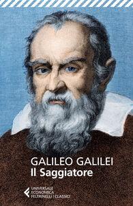 Libro Il saggiatore Galileo Galilei