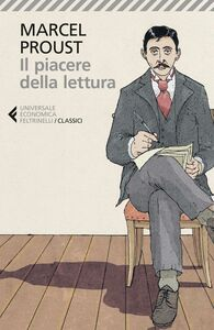 Libro Il piacere della lettura Marcel Proust