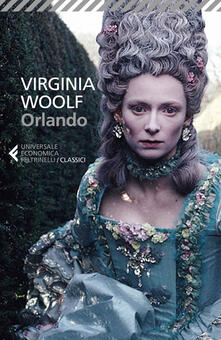 Orlando - Virginia Woolf - copertina
