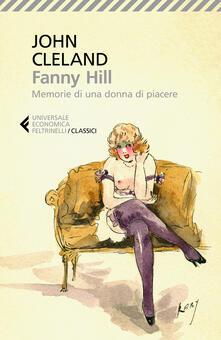 Winniearcher.com Fanny Hill. Memorie di una donna di piacere Image