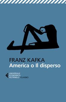 Antondemarirreguera.es America o Il disperso Image