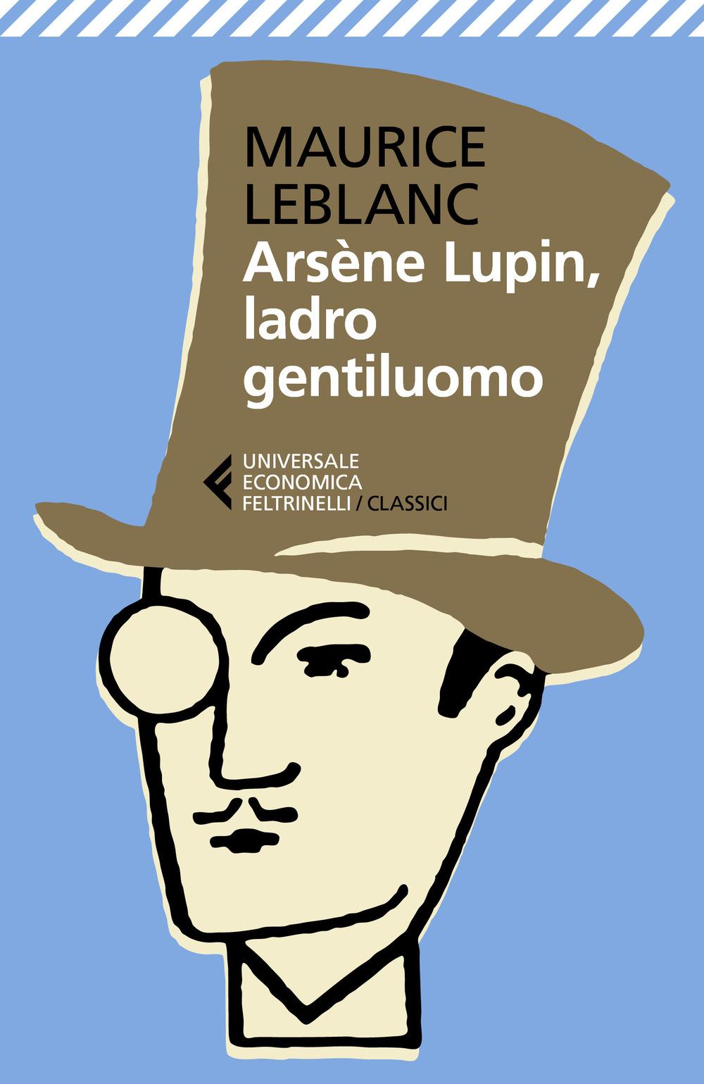 Image of Arsène Lupin, ladro gentiluomo