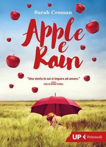 Apple e Rain - Sarah Crossan - copertina