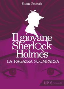 Steamcon.it La ragazza scomparsa. Il giovane Sherlock Holmes Image