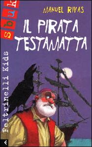 Libro Il pirata testamatta Manuel Rivas