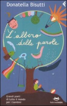 Equilibrifestival.it L' albero delle parole. Grandi poeti di tutto il mondo per i bambini Image