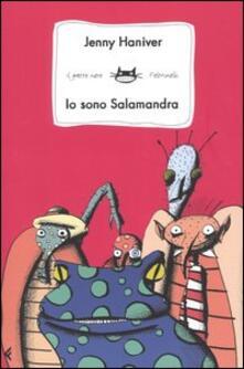 Voluntariadobaleares2014.es Io sono Salamandra Image