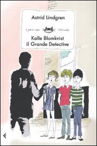 Libro Kalle Blomkvist, il grande detective Astrid Lindgren