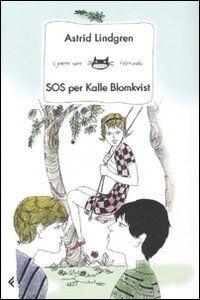 Libro SOS per Kalle Blomkvist Astrid Lindgren