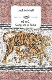 63 a.C. Congiura nell'antica Roma