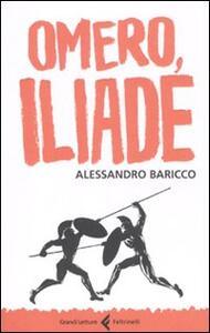 Omero, Iliade - Alessandro Baricco - copertina