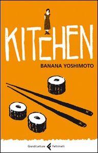 Libro Kitchen Banana Yoshimoto