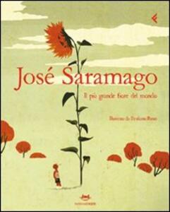 Il più grande fiore del mondo - José Saramago - copertina