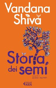 Libro Storia dei semi Vandana Shiva